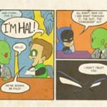 Webcomic Wednesday: JL8