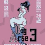 Big Arse 3 Comic Book Launch
