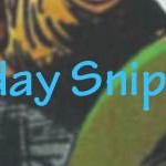 Sunday Snippets Issue 4