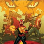 Captain Marvel #13 – DeConnick & Hepburn/Sandoval