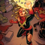 Review: Avengers Assemble #17 and Captain Marvel #14