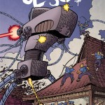 Review: Usagi Yojimbo Senso #6